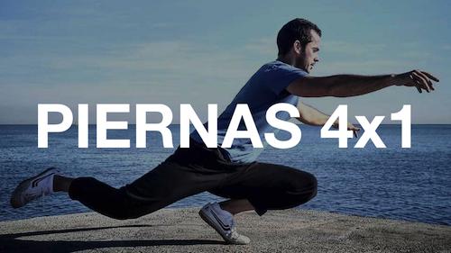 PIERNAS 4X1 recursos